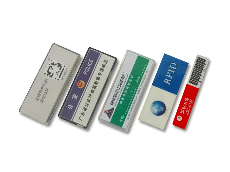 RFID Acrylic Anti-metal Tag